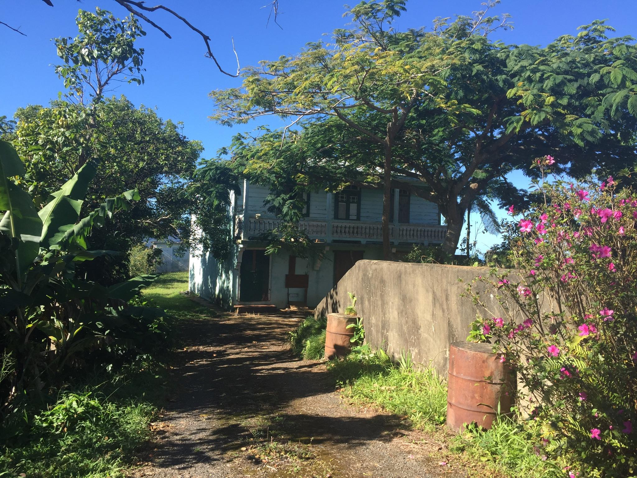 Antigua Hacienda Cafetalera