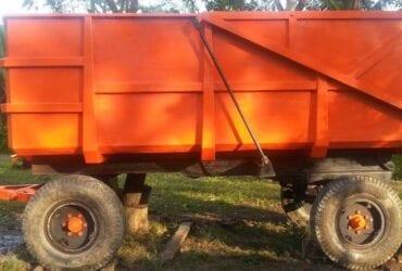 Compro un vagón agrícola